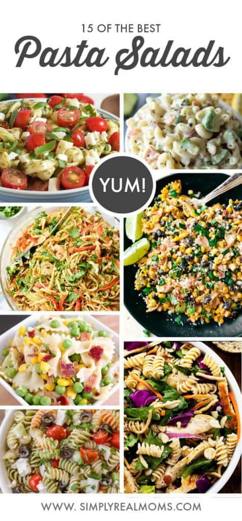 15 OF THE BEST PASTA SALADS