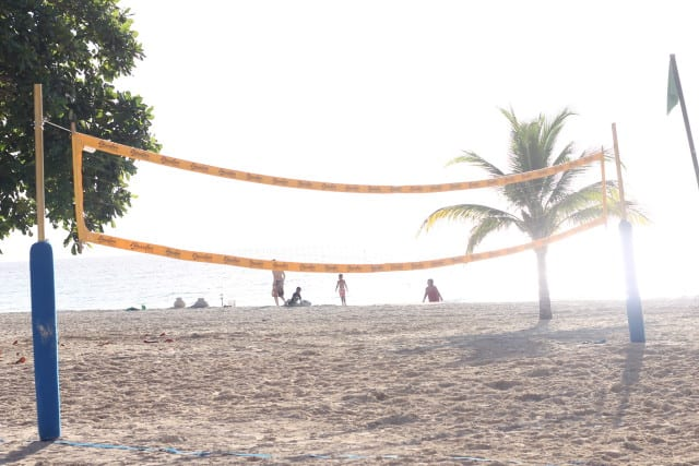 Beaches Negril Volleyball