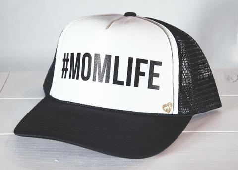 Mother Trucker Mom Life Hat