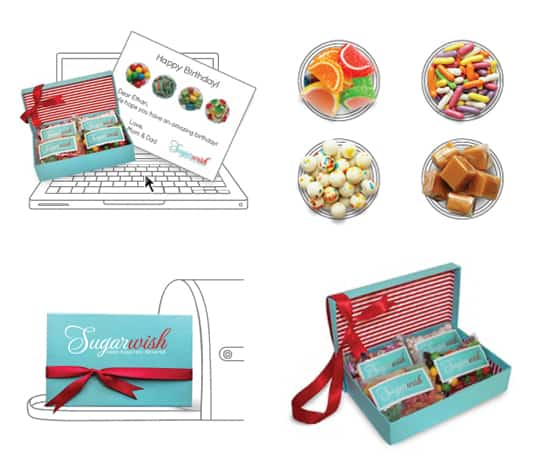 Sugarwish Candy Delivery