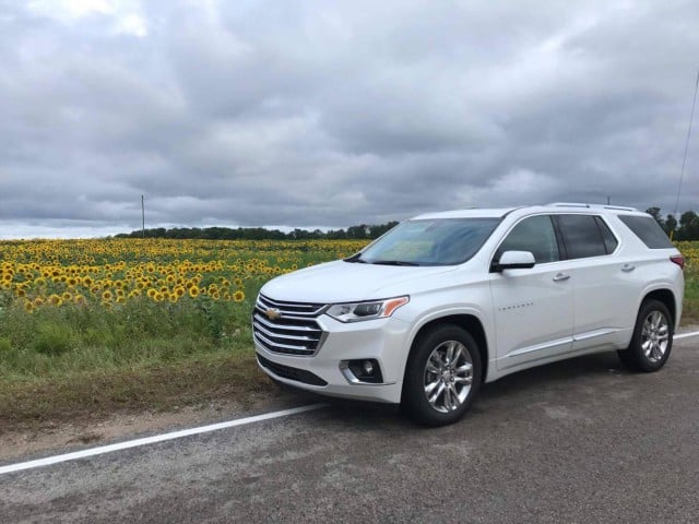 Chevy Traverse Review