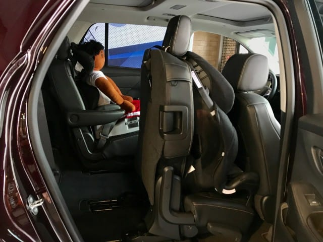 Chevy Traverse Seats
