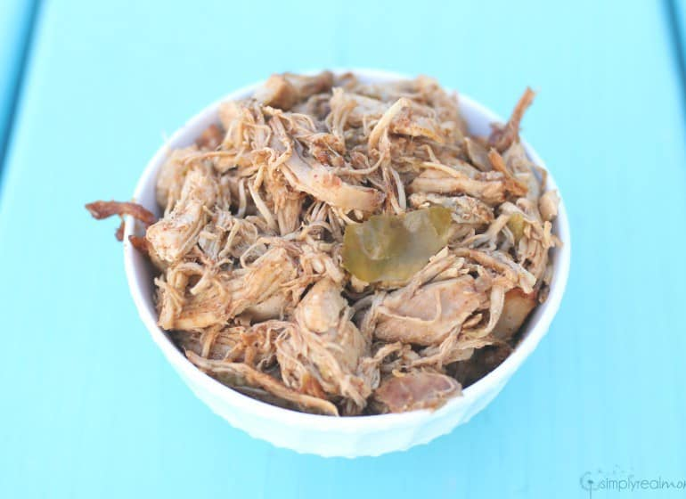 The Most Amazing Mexican Shredded Chicken!