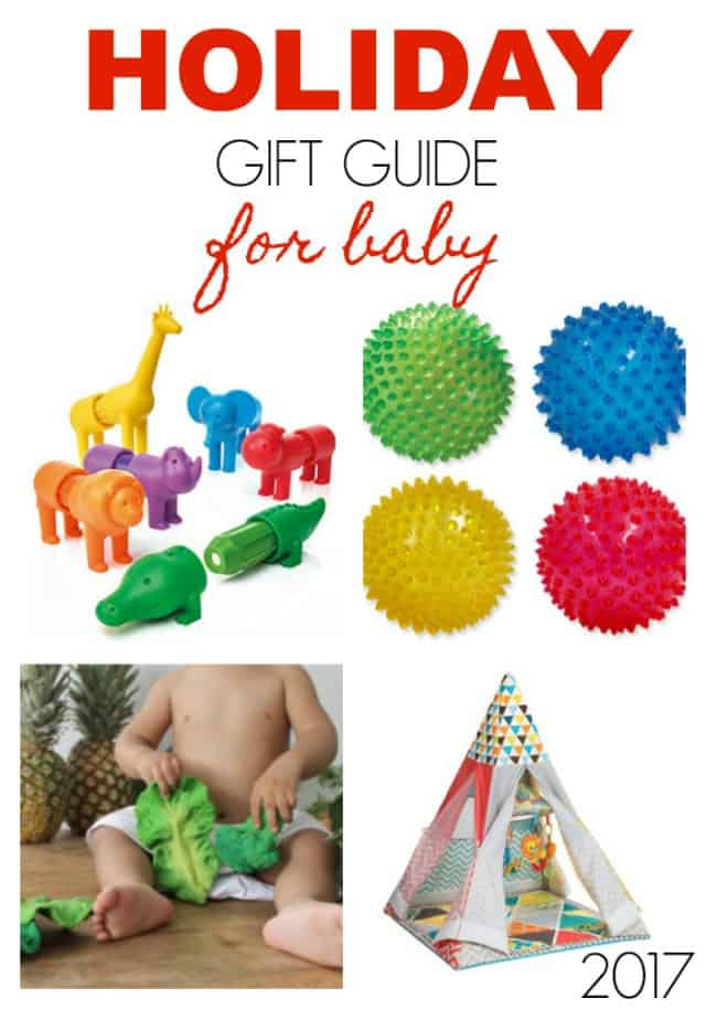 Gift guide baby