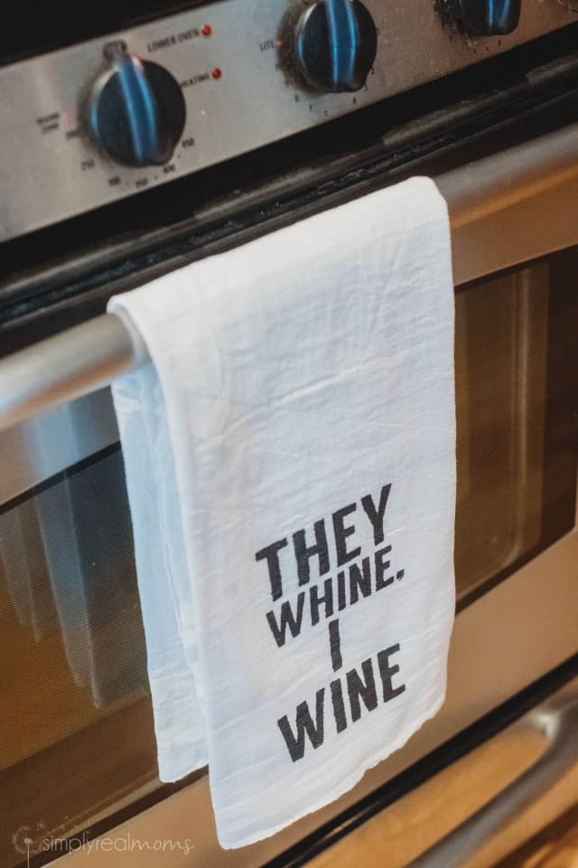 Funny Mom Kitchen Towels