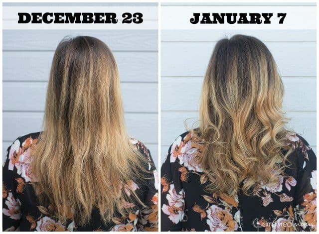 MONAT 2 Week Progress