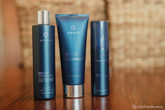 The Volume System from Monat