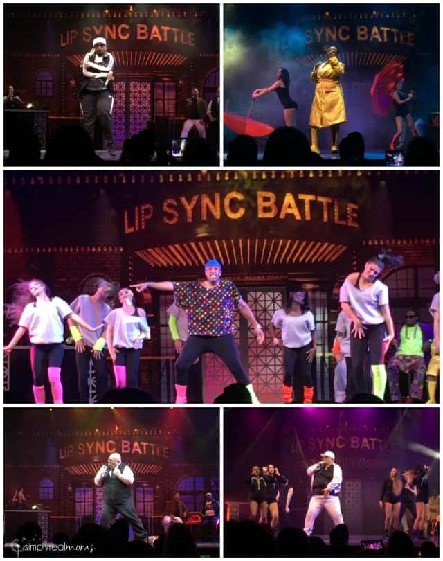 Carnival Splendor Lip Sync Battle