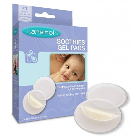 Soothies gel Pad