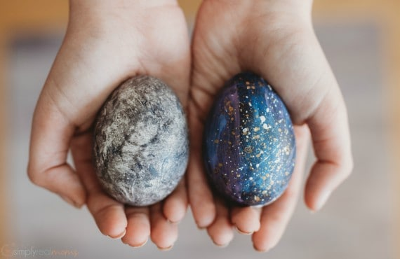 The Moon + The Stars Easter Eggs