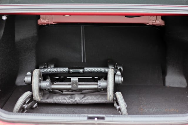trunk camry