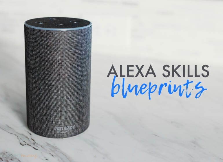 Amazon alexa skills blueprints simply real moms alexa skills blueprints malvernweather Choice Image
