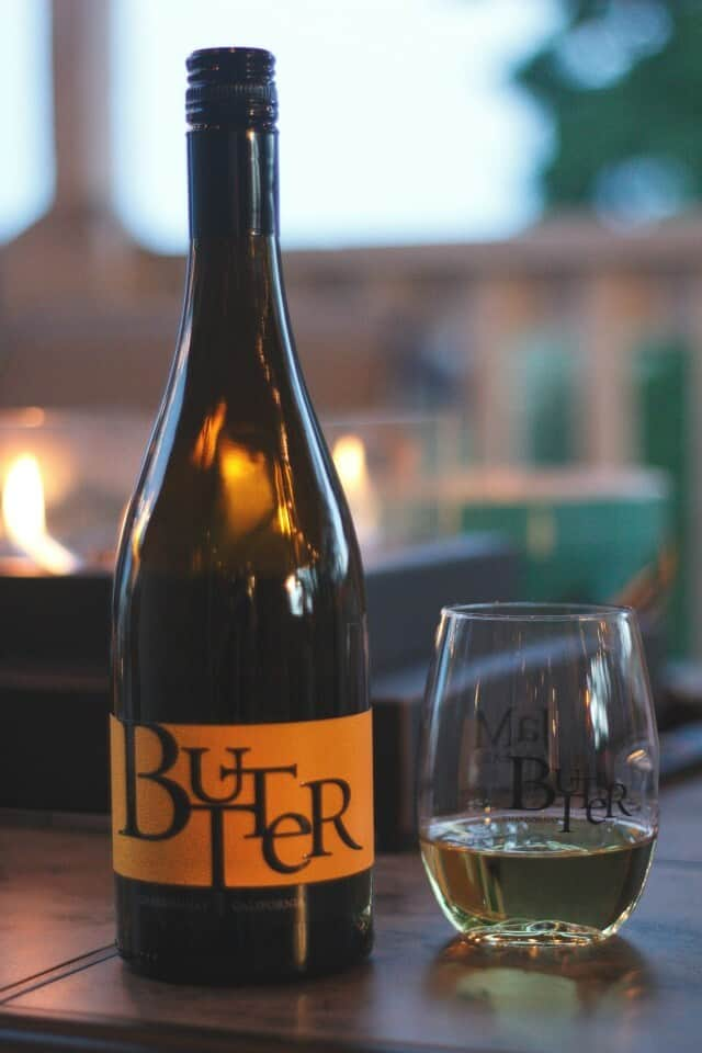 Butter wine