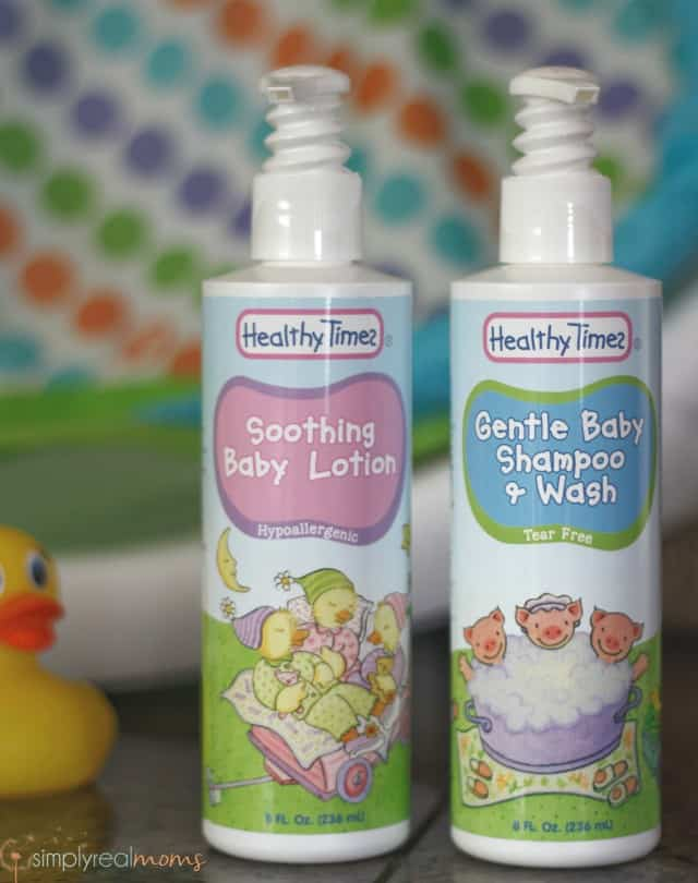 Healthy Times Soap and Lotion