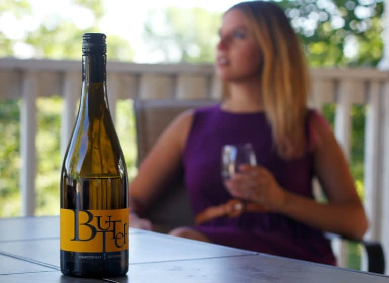 Taking Time For Mom With Butter Chardonnay