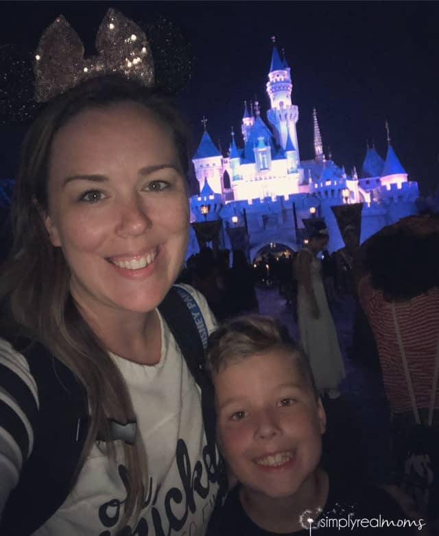 SimplyRealMoms at Disneyland