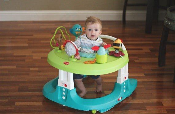Tiny Love 4 in 1 Here I Grow Activity Center