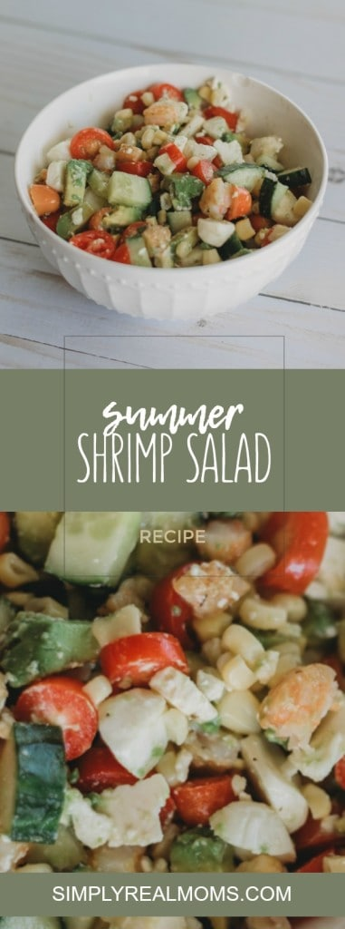 Summer Shrimp Salad Recipe