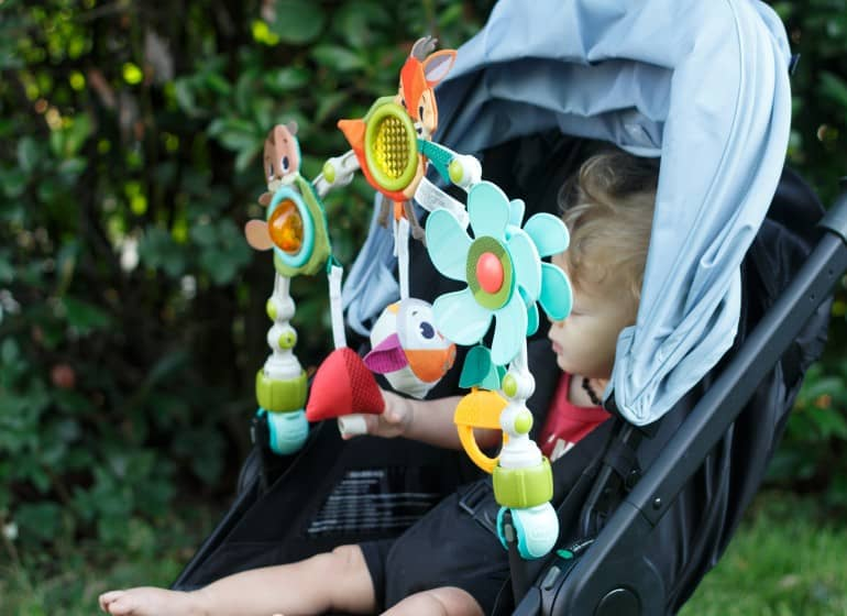5 Items Every New Mom Needs On-The-Go