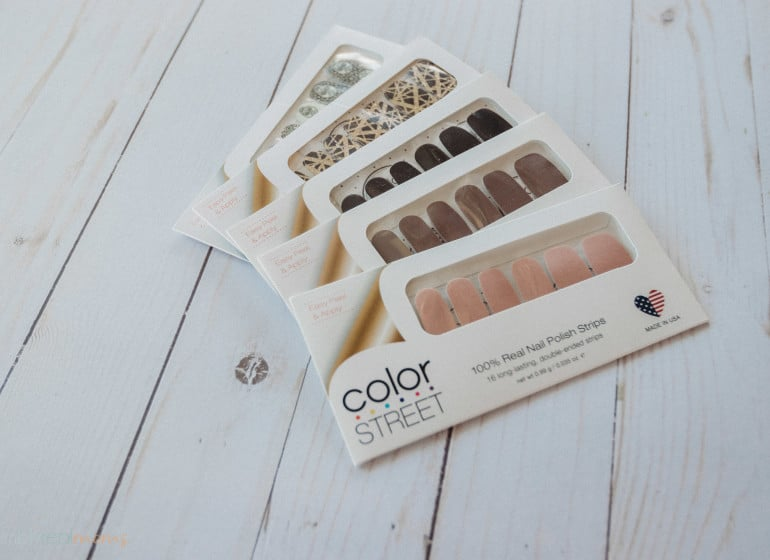 ColorStreet Nail Strips