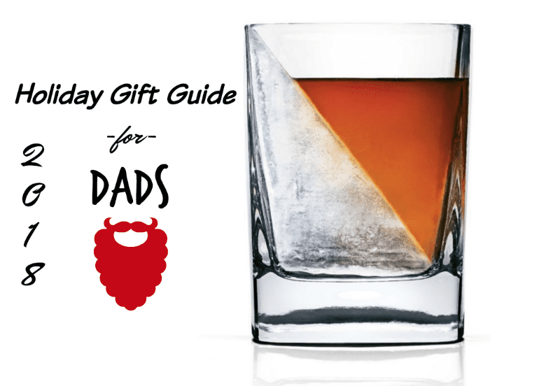 Holiday Gift Guide For Dads