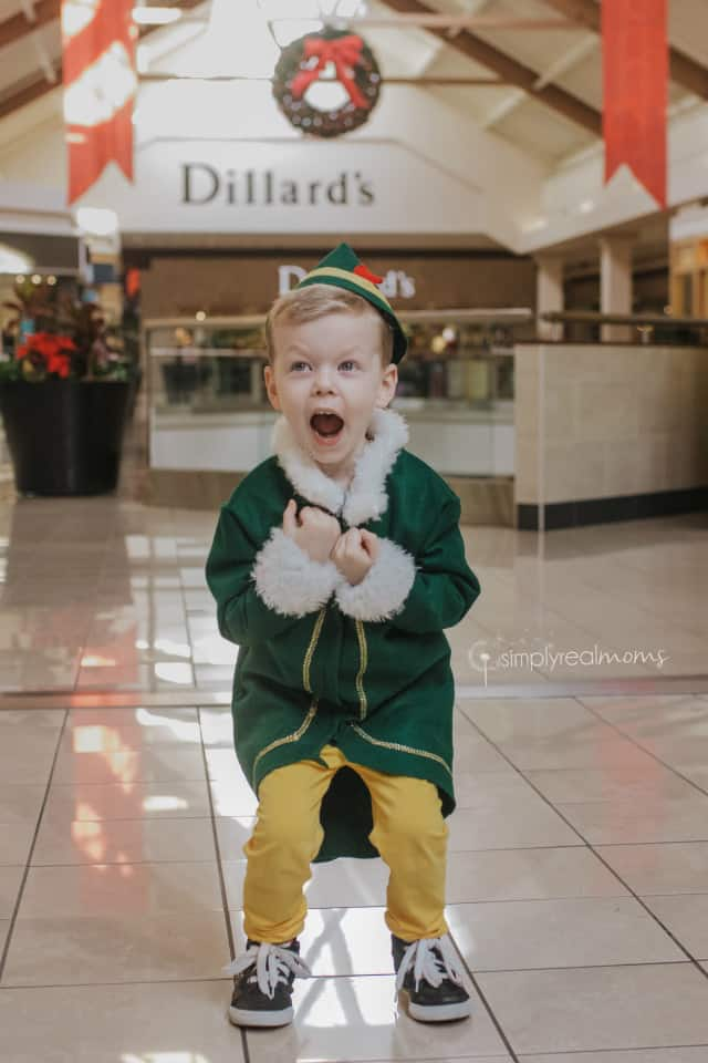 _Buddy the Elf Costume