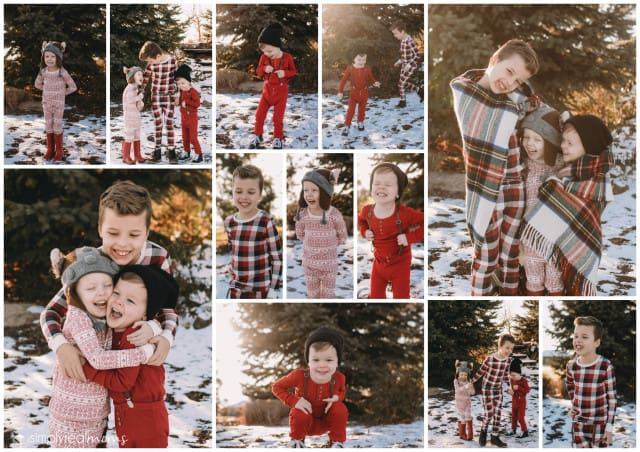 Christmas Pajamas Photos