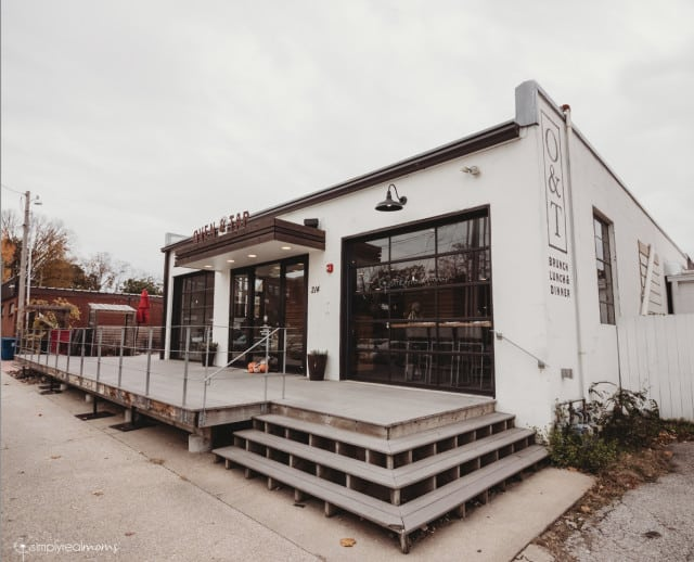Oven and Tap in Bentonville