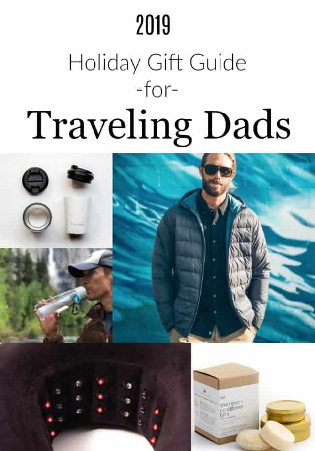 Gift guide for Traveling Dads