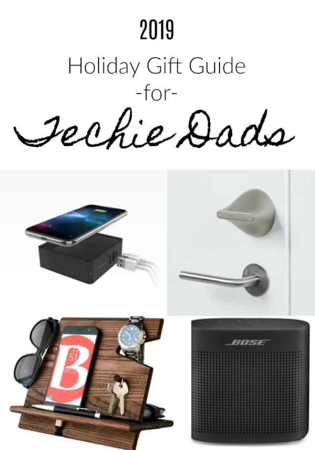 Holiday gift guide for tech dads