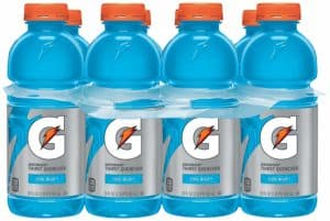 blue gatorade
