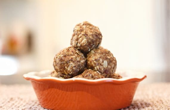 Healthy and Easy Energy Balls